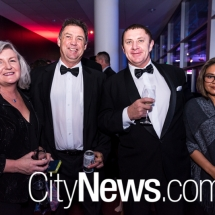 Cathy Salter, Ian De Costa, Alan Dean and Sirirat Dean