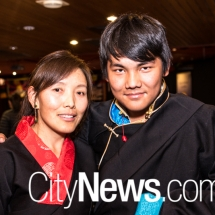 Dawa Dolma and Tenzin Dalha