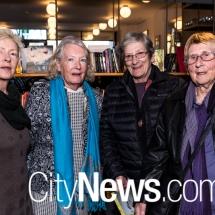 Deborah Taylor, Beverley Aitkin, Anne Stevens and Jan Aitkin