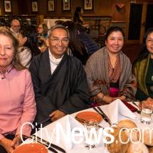 Ewa Talent, Atisha Tenzin, Sangmo Ngawang and Heidi Cheng