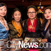 Ngawang Dechen, Yeshi Choedo, Sonam Chmukyi and Dolma Yangzom