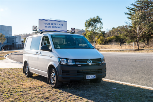 Revealed: secrets of the speed-camera vans | Canberra CityNews