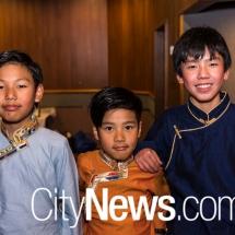 Tenzin Wangjor, Karma Youten and Tenzin Choeying
