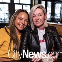 Bennita Jonker and Kylie Lange