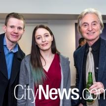 Doug Marshall, Jennifer Lappin and Robert Leticq
