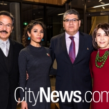 Eduard Martínez Curiel, Gabriela Casillas, José Ramírez Martínez and Blanca Mejia