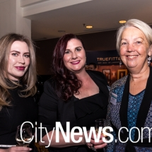 Georgina Negem, Loretta Pabian and Sally Barnes