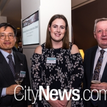 Gyubong Lee, Emily Kennelly and Anton Pemmer