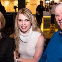 Karen Eriksen, Bridgit Plummer and Terry Jay