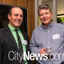 Mark Ritchard and Dr Gawel Kulisiewicz