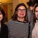Paloma Lopez, Lola Haener and Christel Moller