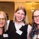 Peta Seaton, Unity Paterson and Naomi Stenning