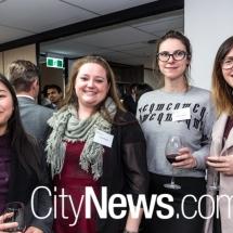 Queenie Cheung, Louise Ingoe, Weronika Bejnar and Ellie Thorley