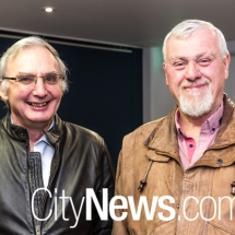 Robert Sheppard and Greg Baker