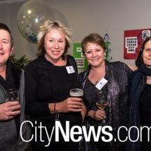 Dale Thomas, Jenny Conolly, Michelle Glanville and Nikki Travers