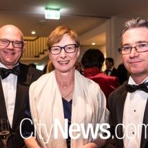 David Metcalf, Lesley Whalan SC and Jamie Ronald
