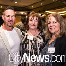 Gary Wurth, Elizabeth Marengo and Dinky Tzafaris