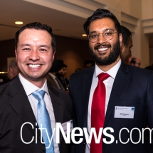 Jeremy Murdoch and Afif Haque