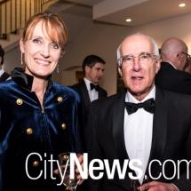 Katrina Musgrove and Richard Arthur