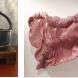 L. work by Moraig McKenna, R. work by Jennifer Robertson