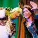 "Max Gambale (Shrek) and Laura Murphy (Princess Fiona)... the stars of ""Shrek the Musical"". Photo bySteph and Craig Burgess"