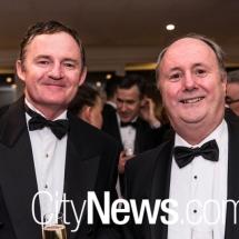 Steve Whybrow and Gavin Howard