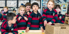 CAnberra Girls Grammar Early Learning Centre
