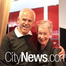 Brian and Lyndsay Peppy (1)