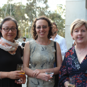 Er-kai Wang, Lorana Bartels and Julia McMaster