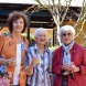Irene Brewer, Nancye Daley and Dawn Van Heythuysen