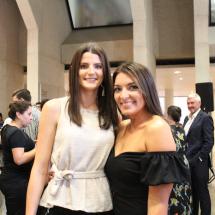 Jennifer Bramstad and Liana Wylie
