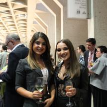 Melissa Akbayir and Sarah Racic