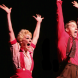 """""""In the Mood"""" dancers jump to the famous Tommy Dorsey number """"Well, Git It!""""."""