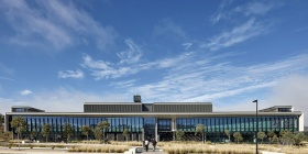 AFP Forensics and Data Centre. Photography by Christopher Frederick Jones