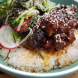 Baby Su's beef short rib rice. Photo by Wendy Johnson