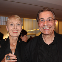 Carol Richardson and Petros Papoulis
