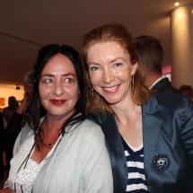 Eva Hesse and Sarah Vandermark