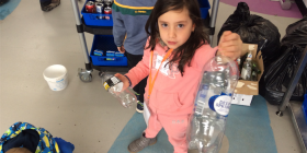 St Nicholas Greek Australian Preschool in Yarralumla has embraced the container deposit scheme.