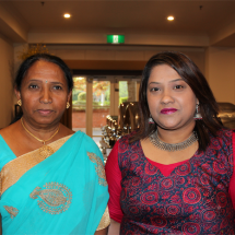 Jyothi Arun and Malini Reddy