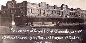 Royal Hotel 1927