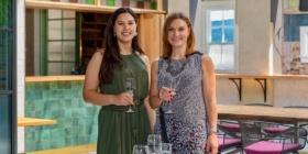 Naomi Chen and Sandy McDonald