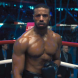 "Michael B Jordan as Adonis in ""Creed II""."