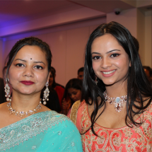 Shuchi and Mallika Raj