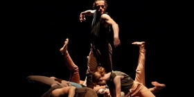 """10 Point"", choreographed by Xavier Breed,"