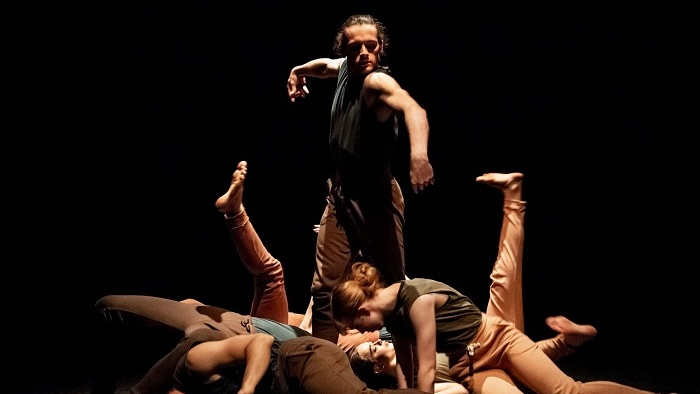"""""""10 Point"""", choreographed by Xavier Breed,"""