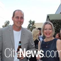 Mitchel Judd and Anne Masters