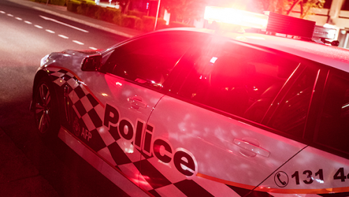 Rivett worker punched in robbery