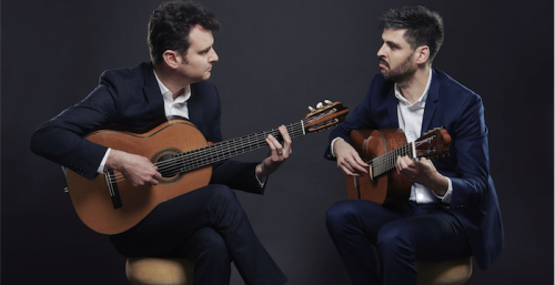 """music / """"Grigoryan Brothers & Wolfgang Muthspiel"""", at The Street Theatre, February 14. Reviewed by GRAHAM McDONALD."""