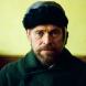 "Willem Dafoe as Vincent van Gough in ""At Eternity's Gate""."