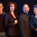The Manhattan Transfer, from left, Alan Paul, Cheryl Bentyne, Trist Curless and Janis Siegel. Photo: John Abbott
